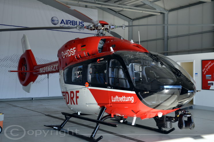 1st Delivery EC 145